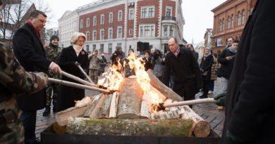 Ināra Mūrniece: 1991.gada barikādes – viena no mūsu valstiskās neatkarības svarīgākajām ceļa zīmēm