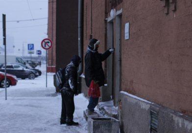 Aukstajā laikā Rīgas patversmes strādā visu diennakti