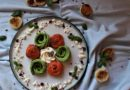 Laša, avokado un krēmsiera uzkodas