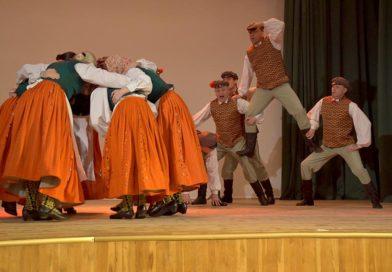 """Kultūras un atpūtas centrā """"Imanta"""" atkal notiks latvju danči"""