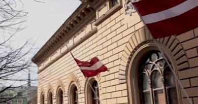 Saeimas namā atklāj unikālas vēstures liecības (VIDEO)