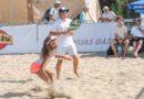 Jūrmalā vērienīgi aizvadīts Baltijā pirmais Eiropas čempionāts pludmales tenisā pieaugušajiem