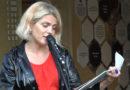Inga Gaile lasa dzeju. Saruna ar dzejnieci (VIDEO)