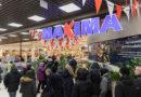 """Pirmais """"Maxima XXX"""" veikals jaunajā Rīgas centrā"""