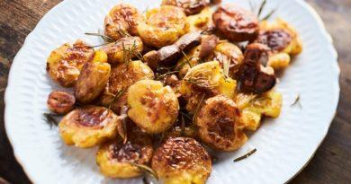 Citādi kartupeļi: Signes Meirānes kartupeļu ēdienu receptes