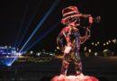 Apbalvoti 21. Starptautiskā Ledus skulptūru festivāla laureāti