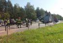 Rīgā pie Dārziņiem notikusi smaga autoavārija