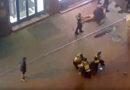Video: Par huligānismu pēc spēles aizturēti trīs poļu futbola līdzjutēji