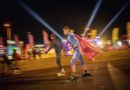 Krasta ielas nakts braucienā piedalījušies vairāk nekā pieci tūkstoši dalībnieku