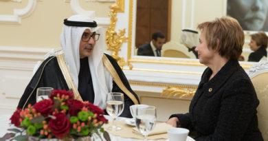 Dagmāra Beitnere-Le Galla: kultūra un izglītība ir ceļš sadarbībā ar Kuveitu