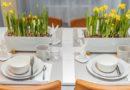 4  vienkāršas idejas Lieldienu galda klājumam