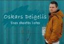 """Oskars Deigelis izdod singlu """"Visas skaistās lietas"""""""
