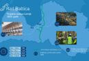 Projektēšanas darbi sākas visā Rail Baltica pamata trasē Latvijā