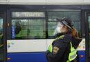 Ievērojami uzlabojusies sejas aizsegu izmantošana sabiedriskajā transportā