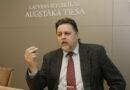 Saeima apstiprina Aigaru Strupišu par Augstākās tiesas priekšsēdētāju