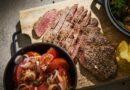 Izsmalcinātā un spēcinošā liellopa gaļa