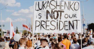 Saeima pieņem paziņojumu, kurā neatzīst Aleksandru Lukašenko par leģitīmu Baltkrievijas prezidentu