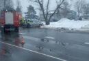 Negadījums Maskavas ielā