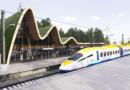 RB Rail iepazīstina ar Rail Baltica ātrgaitas vilciena zīmola dizaina konceptu