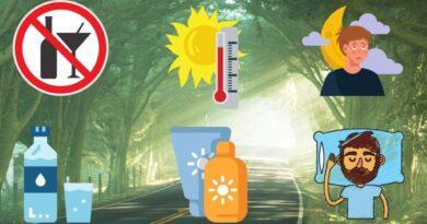Alkohols, karstums un neizgulēšanās – svētku riski uz ceļiem