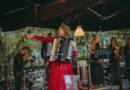 Akordeoniste Inita Āboliņa izdod skaistāko latviešu melodiju albumu