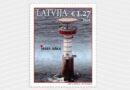 Latvijas bāku sērijas jaunajā pastmarkā – Irbes bāka, vienīgā bāka Latvijas teritoriālajos ūdeņos
