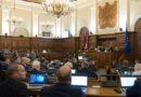 Plāno liegt bijušajiem deputātiem, kam noteiktas sankcijas, apmeklēt Saeimu